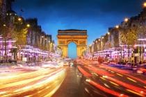 Промоция Париж със самолет за 5 дни - светлините на Шан-з-Елизе