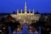 Нова година 2016 във Виена без нощен преход